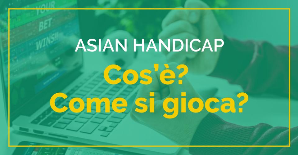 Gli Asian Handicap nelle scommesse sportive, spiegati da Sbostats