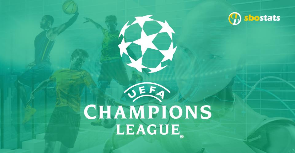 Ottavi di finale di Champions League 2020-2021, la statistica di Sbostats