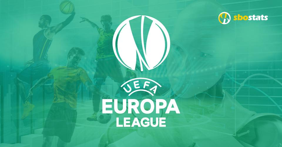 Sedicesimi di finale di Europa League 2020-2021, la statistica di Sbostats