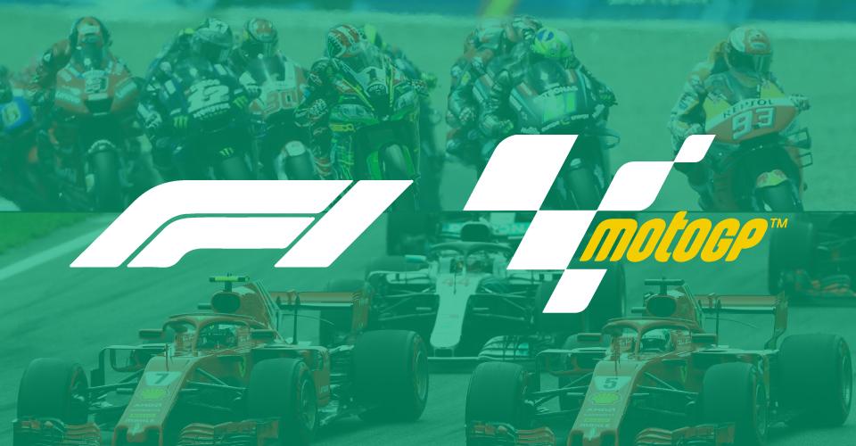 Scommesse Formula 1 e MotoGp 2021