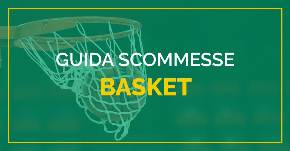 La guida di Sbostats alle scommesse basket: tipologie e regolamenti dei mercati offerti dai bookmakers legali