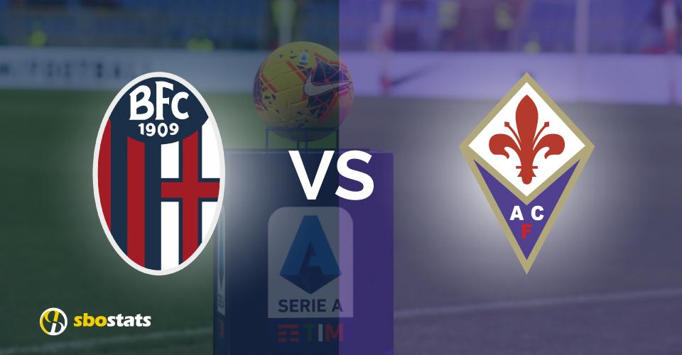 Bologna – Fiorentina, la statistica di Sbostats