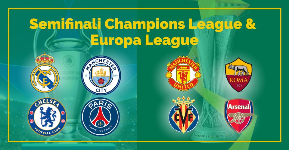 semifinali-champions-europa-league