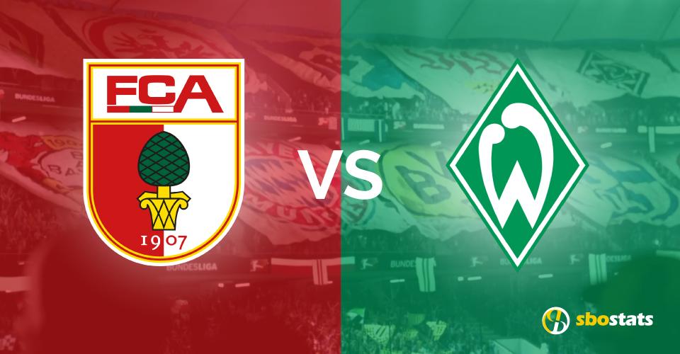 Augsburg – Werder Brema, la statistica di Sbostats