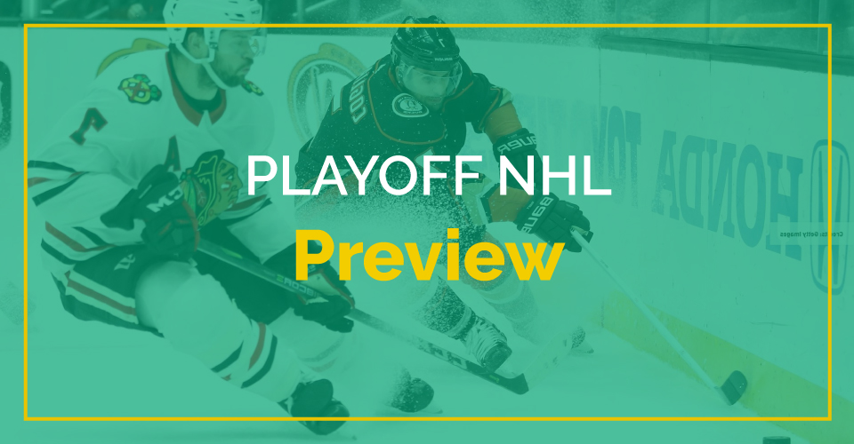 La guida di Sbostats ai playoff di hockey NHL 2020/2021