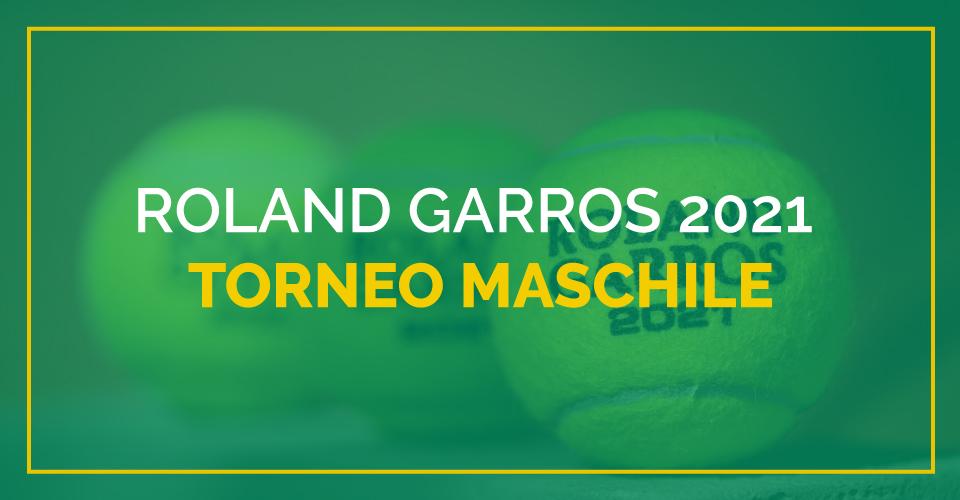 Speciale Sbostats Roland Garros 2021: il torneo maschile