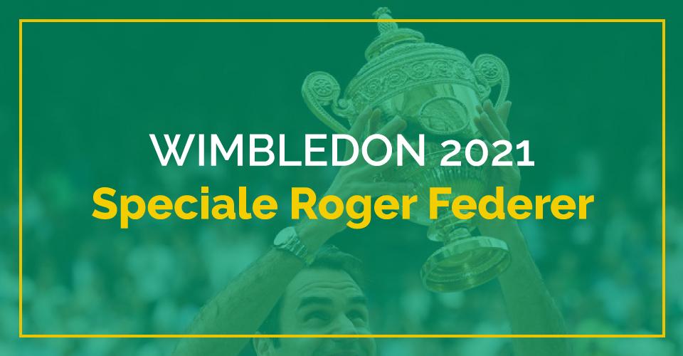 Speciale Sbostats, 5 domande su Roger Federer a Wimbledon 2021