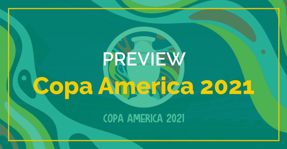 Preview Copa America 2021, date, regolamento e dove vederla in tv e streaming