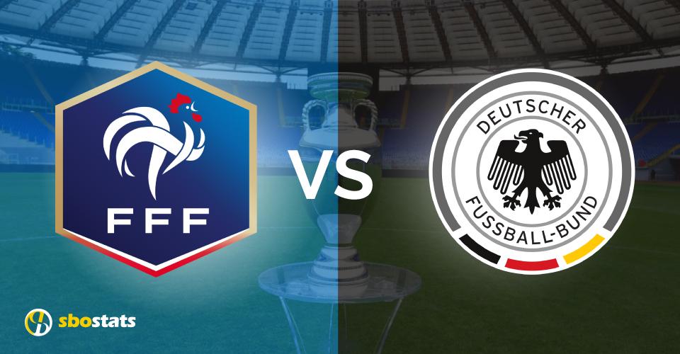 Euro 2021, la preview di Sbostats su Francia – Germania