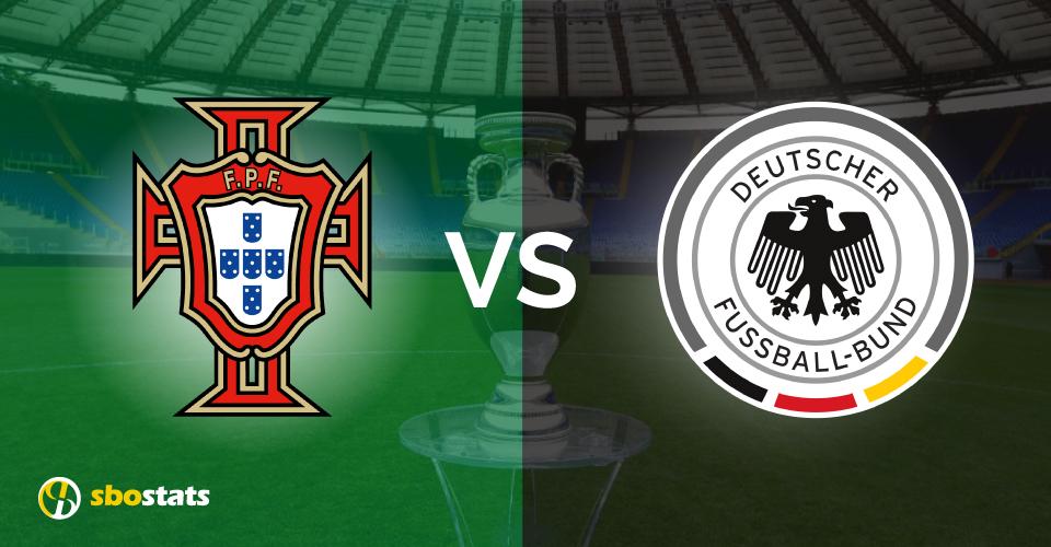 Euro 2021, la preview di Sbostats su Portogallo – Germania