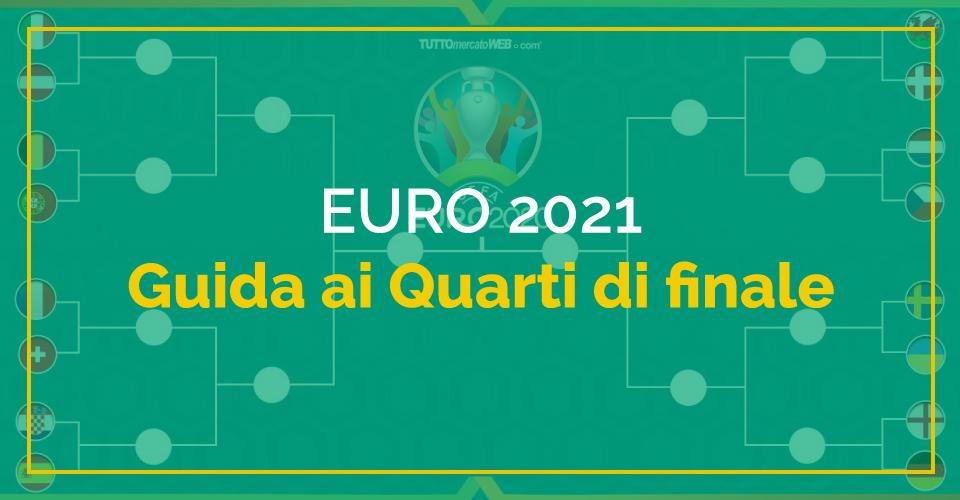 Analisi quarti di finale Europei calcio