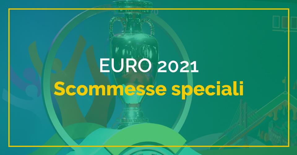 Guida alle scommesse campionati europei 2021