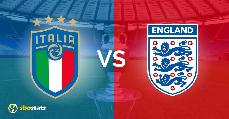 Finale Euro 2020, pronostico, statistiche Italia-Inghilterra, probabili formazioni e dove vederla in tv