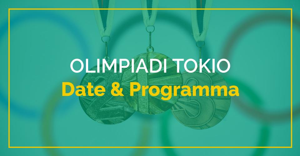 Speciale Sbostats Olimpiadi 2021 Tokyo: date, programma e dove vederle in tv