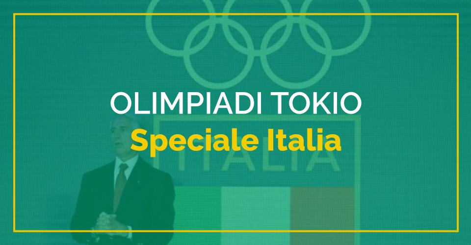 Speciale Sbostats Olimpiadi 2021 Tokyo: quante medaglie può vincere l'Italia?