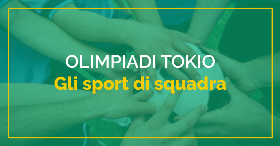 Speciale Sbostats Olimpiadi 2021 Tokyo: tutto quello che c'è da sapere sugli sport di squadra