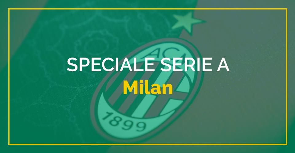 Calcio scommesse Milan, speciale Serie A 2021/2022
