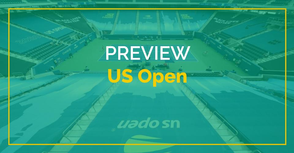Preview Us Open 2021 di tennis, pronostici, quote e scommesse