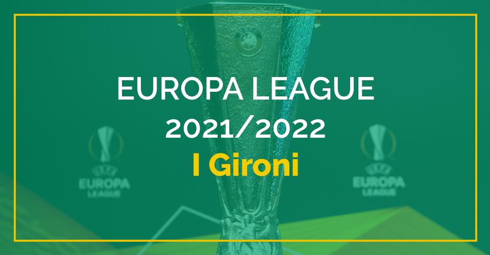 Scommesse Europa League 2021/2022, cambio regolamento, quote e pronostici