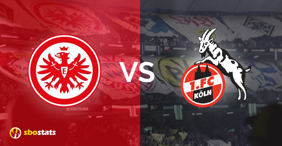 Eintracht-Colonia, probabili formazioni, statistiche e pronostico