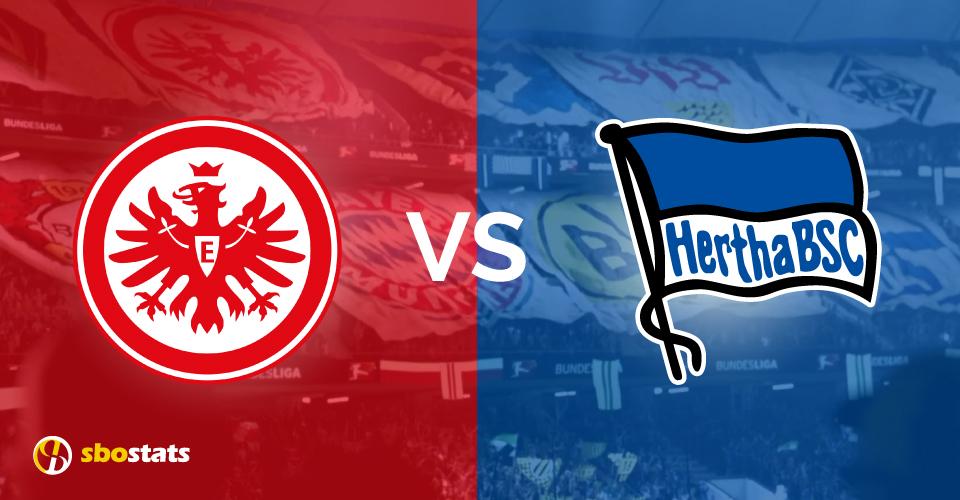 Eintracht Francoforte - Hertha Berlino, probabili formazioni, statistiche e pronostico