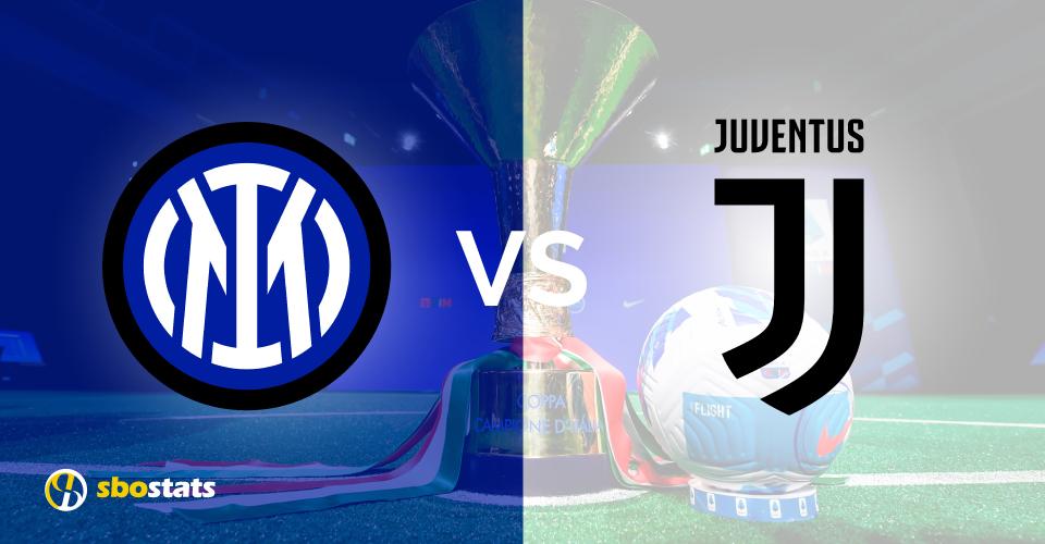 Inter - Juventus, probabili formazioni, quote, statistiche e pronostico