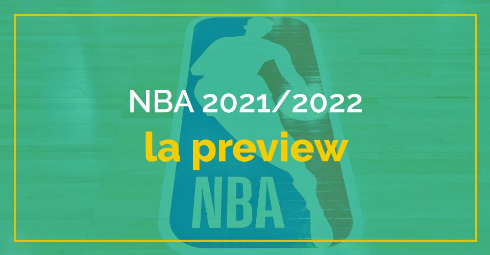Guida alle scommesse NBA 2021/2022, preview e pronostici